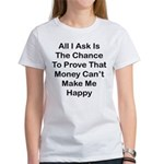 Chance Money Women's T-Shirt
