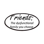 Friends Dysfunction Patches