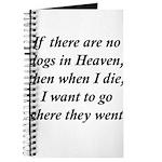 Dogs Heaven Journal