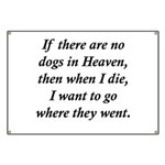 Dogs Heaven Banner