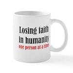 Losing Faith Mug