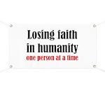 Losing Faith Banner