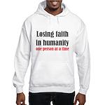 Losing Faith Hooded Sweatshirt