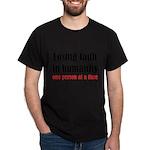 Losing Faith Dark T-Shirt