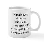 Dog Situation Mug