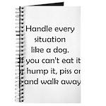 Dog Situation Journal