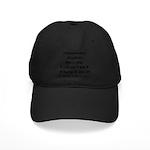 Dog Situation Black Cap