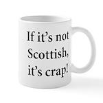 Scottish Crap Mug