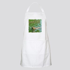 Simply Golden Fun Apron