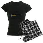 Not A Drill Women's Dark Pajamas