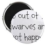 Happy Dwarves Magnet