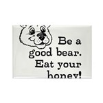 Good Bear Rectangle Magnet (100 pack)