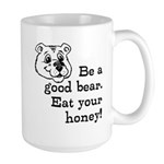 Good Bear Large Mug