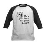 Good Bear Kids Baseball Jersey