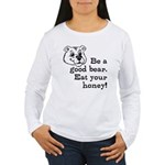Good Bear Women's Long Sleeve T-Shirt