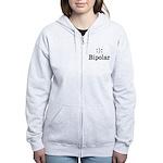 Bipolar Women's Zip Hoodie