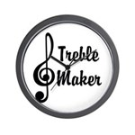 Treble Maker Wall Clock