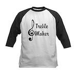 Treble Maker Kids Baseball Jersey