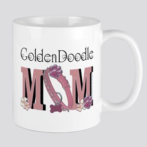 GoldenDoodle MOM Mug