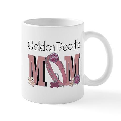 GoldenDoodle MOM Mug