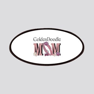 GoldenDoodle MOM Patches