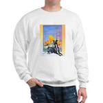 No. CA. Italian Greyhound Club Sweatshirt