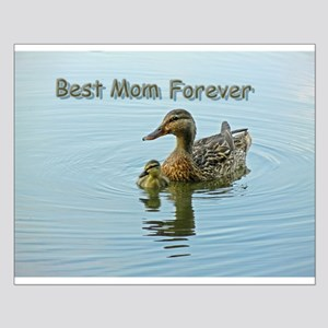 Best mom Small Poster