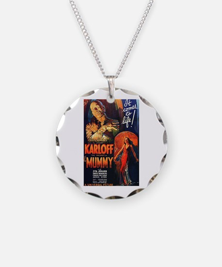The Mummy Necklace