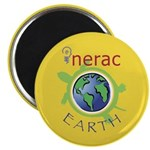 "Nerac Earth 2.25"" Magnet (100 pack)"