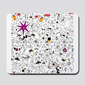 Inspired by Miro Mousepad