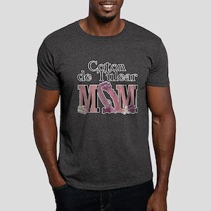 Coton de Tulear MOM Dark T-Shirt