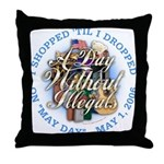 Day Without Illegals Throw Pillow