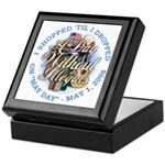 Day Without Illegals Keepsake Box