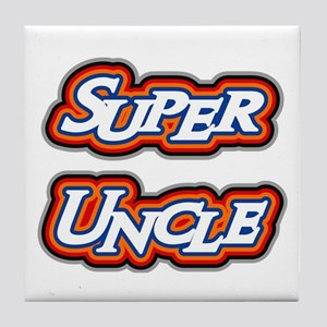 Super Uncle Tile Coaster