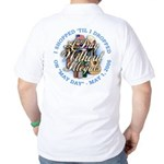 Day Without Illegals Golf Shirt