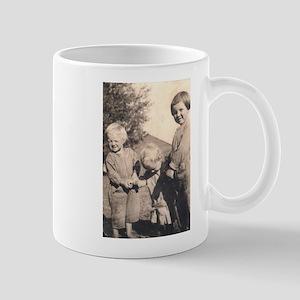 Vintage Image Ambidextrous Mug