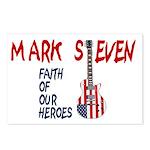 Mark Steven Postcards (Package of 8)