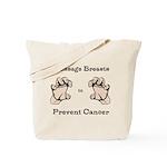 Prevent Cancer Tote Bag