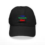 Teamwork Pride Black Cap