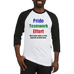 Teamwork Pride Baseball Jersey