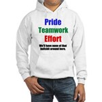 Teamwork Pride Hooded Sweatshirt