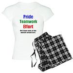 Teamwork Pride Women's Light Pajamas