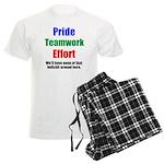 Teamwork Pride Men's Light Pajamas