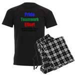 Teamwork Pride Men's Dark Pajamas