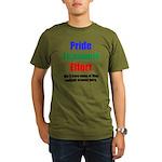 Teamwork Pride Organic Men's T-Shirt (dark)