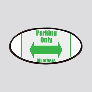 Frog Parking Patches