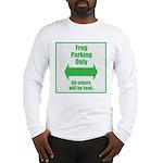 Frog Parking Long Sleeve T-Shirt