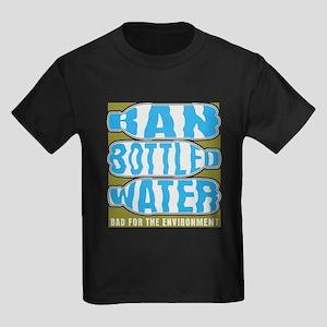 Ban Bottled Water Kids Dark T-Shirt