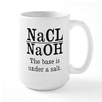 Base A Salt Large Mug