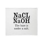 Base A Salt Throw Blanket